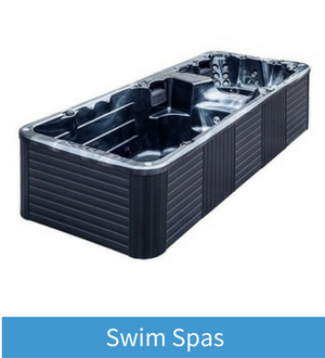 Part of the new range of exclusive spas from Rockingham Pool and Spa Solutions