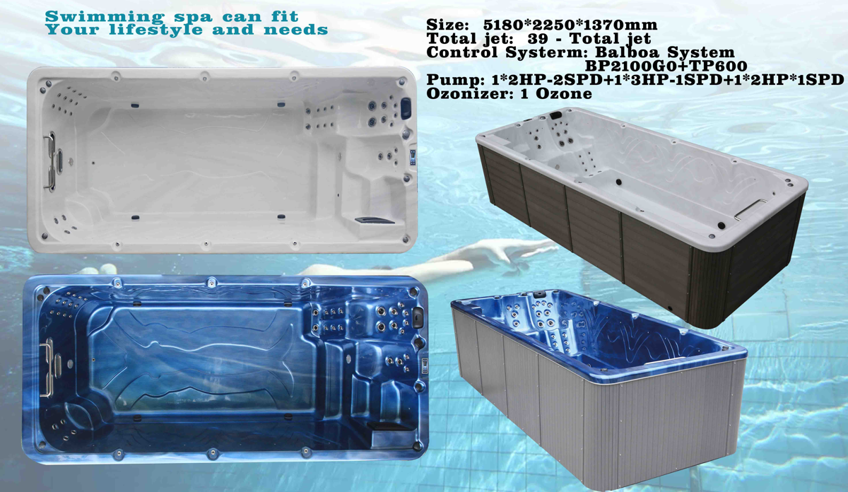 Swim Spas now available from Rockingham Pool and Spas