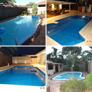 Vinyl pool liners to rejuvenate your old fibreglass pool.